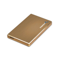 "Case 2.5"" St Sabrent 3.0 Gold"