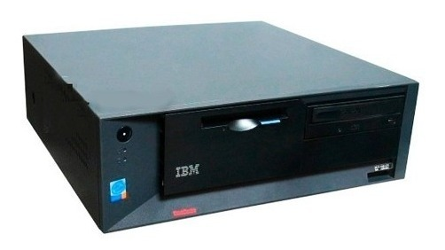 Cpu Ibm / Hp Pentium 4 Hd 40 Gb  Completa 512mb  Lista Gtia