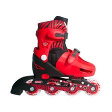 Rollers Infantiles Stark + Protecciones Mochila Talles S Y M