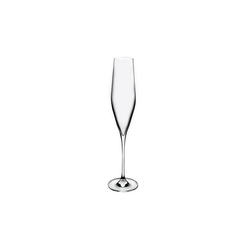 Jogo 6 Taças Cristal Champagne 190ml Swan 7557463