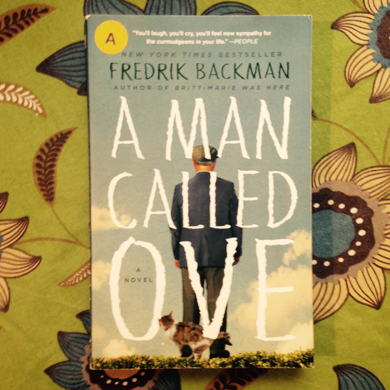 Fredrik Backman. A MAN CALLED OVE.