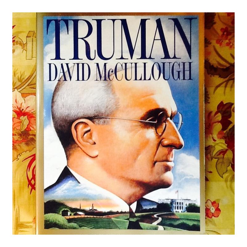 David McCullough.  TRUMAN.