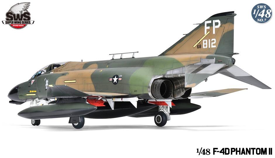 F-4D Phantom II