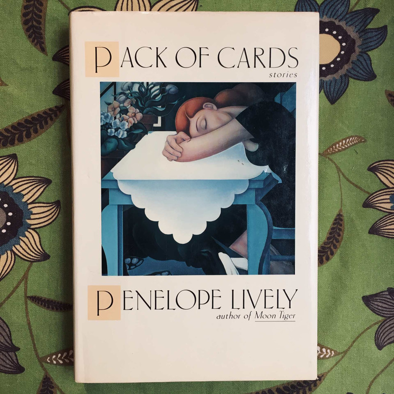 Penelope Lively. PACK OF CARDS AND OTHER STORIES.