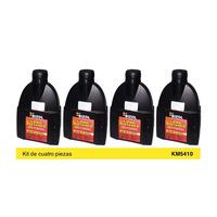 Aceite Sintetico Bizol SAE 0W30 Kit 4p de 1 Lt