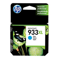 Cartucho Hp 933xl Original Tinta Cian Cn054al