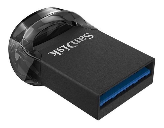 Pen Drive Sandisk Ultra Fiit 3.1 Velocidad Nano Mini 32gb