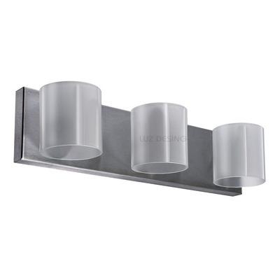 Aplique Moderno Multidireccional 3 Luces B-6060/3 Apto Led