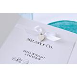 Invitación 15 años TQ059 (Tiffany)