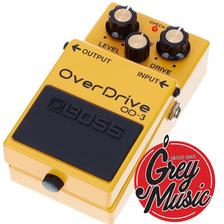 Pedal Efecto Guitarra Distorsión Overdrive Boss Od-3