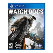 Watch Dogs Ps4 Fisico Original Sellado