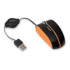 Mouse Mini Retractil Usb Ngm-429 Notebook Netbook
