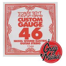 Cuerda Suelta 046 Ernie Ball 1146 Para Guitarra Electrica