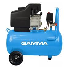 Compresor De Aire 50 Lts 2 5hp Gamma G2850ar