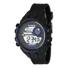 Reloj Deportivo Digital X-time Xt007 Cronometro Alarma Sumergible Oficial