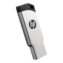 Pendrive Hp 32gb V236w Usb 2.0 Metalico Pen Drive Oficial