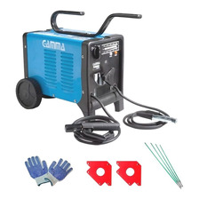 Soldadora Electrica Turbo 265 2 Años Gtia Gamma Hot Sale