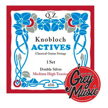 Encordado Knobloch 450qz Guitarra Clásica Medium-high Nylon