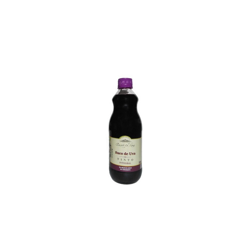 Suco de Uva Tinto 500ml - Quinta do Nino