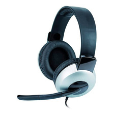 Auriculares Genius Hs-05a Over Ear C/micrófono Pc