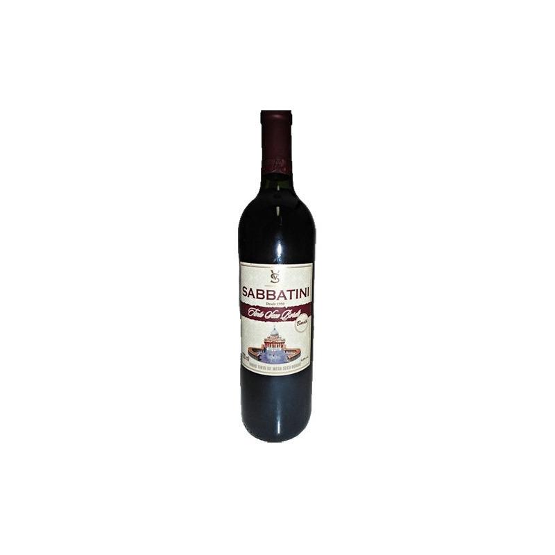 Vinho Tinto Seco Bordô 720ml - Sabbatini