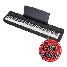 Piano Digital Yamaha P125 88 Teclas Envio - Grey Music
