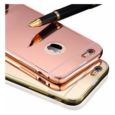 Funda Espejada Mirror Me iPhone 6s 7 Y Plus + Glass Templado
