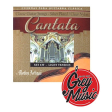 Encordado Cantata 640 Tension Baja Para Guitarra Clásica