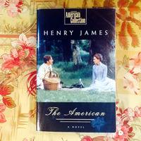 Henry James.  THE AMERICAN.