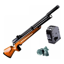 Rifle Fox Pcp M11 5.5 - Regulado + Cargador