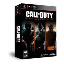Call Of Duty Black Ops 1  2 Y 3 Ps3 Collection Fisico Nuevo