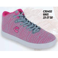 Sneakers Charly rosas C50452