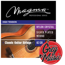 Encordado Magma Guitarra Clásica Gc120 High Tension