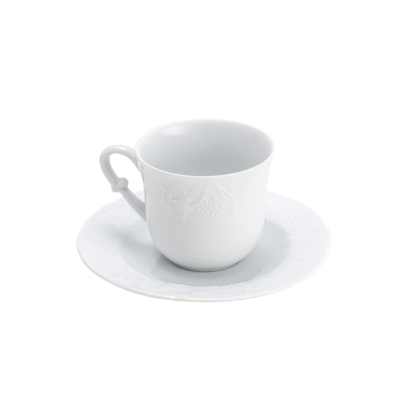 Jogo 6 Xícaras de Café  100ml Vendange 31017030