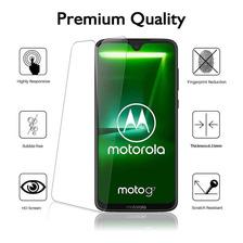 Glass Templado Recto Motorola G5 G5s G6 G7 Plus Play Power