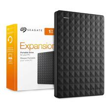 Disco Rigido Externo 1tb Seagate Expansion Portatil Usb 3.0 Pc Ps4 Notebook Gtia Oficial