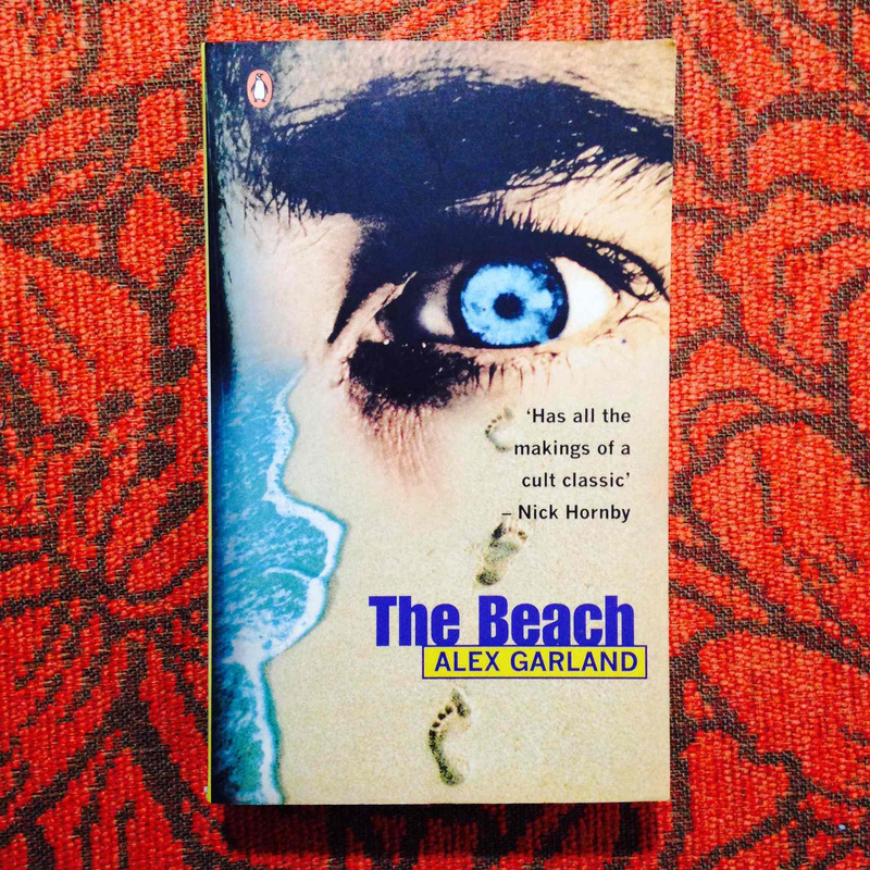 Alex Garland.  THE BEACH.