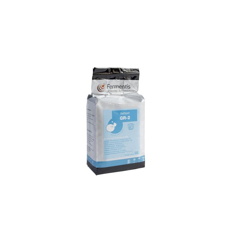 Levadura Fermentis SafSpirit GR-2 / RON - GIN - VODKA