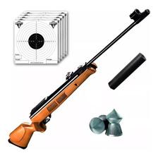 Rifle Aire Comprimido Fox Gr1600 6 35 X Nitro Piston - Caza