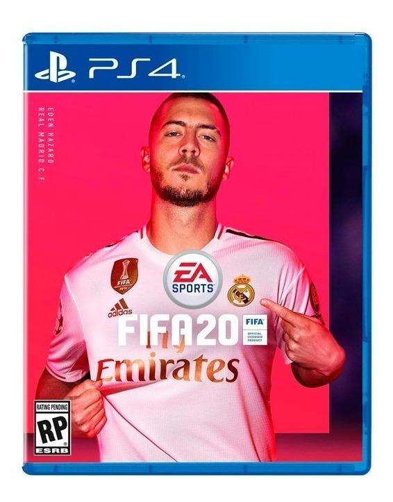 Fifa 20 Ps4 Fisico Sellado Nuevo Original