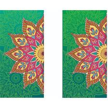 Vinilos Decorativos Mandalas Para Puertas Heladera Paredes¡¡