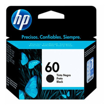 Cartucho Hp 60 Negro Original P/ F4280 F4480