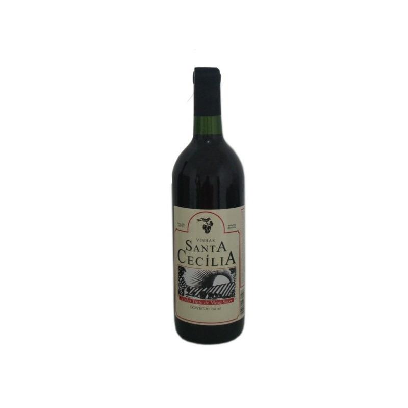 Vinho Tinto Seco Izabel/Bordô 750ml - Sta Cecília