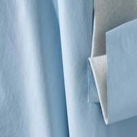 Tecido corano azul claro