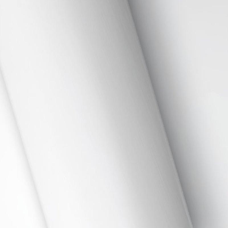 Adesivo para envelopamento automotivo branco fosco larg. 1,38 m