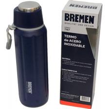 Termo De Acero Inoxidable Bremen 24hs 600cc 7167 Matero