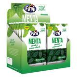 Balas de Gelatina Natural Sweets com Menta Cx.12x18g - Fini