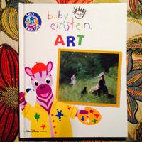 Baby Einstein.  LET'S EXPLORE: ART.