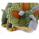 Dinos  con sonido! Triceratops 50cm
