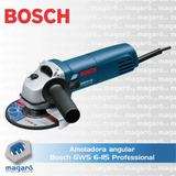 Amoladora Angular Bosch GWS 6-115 670 W